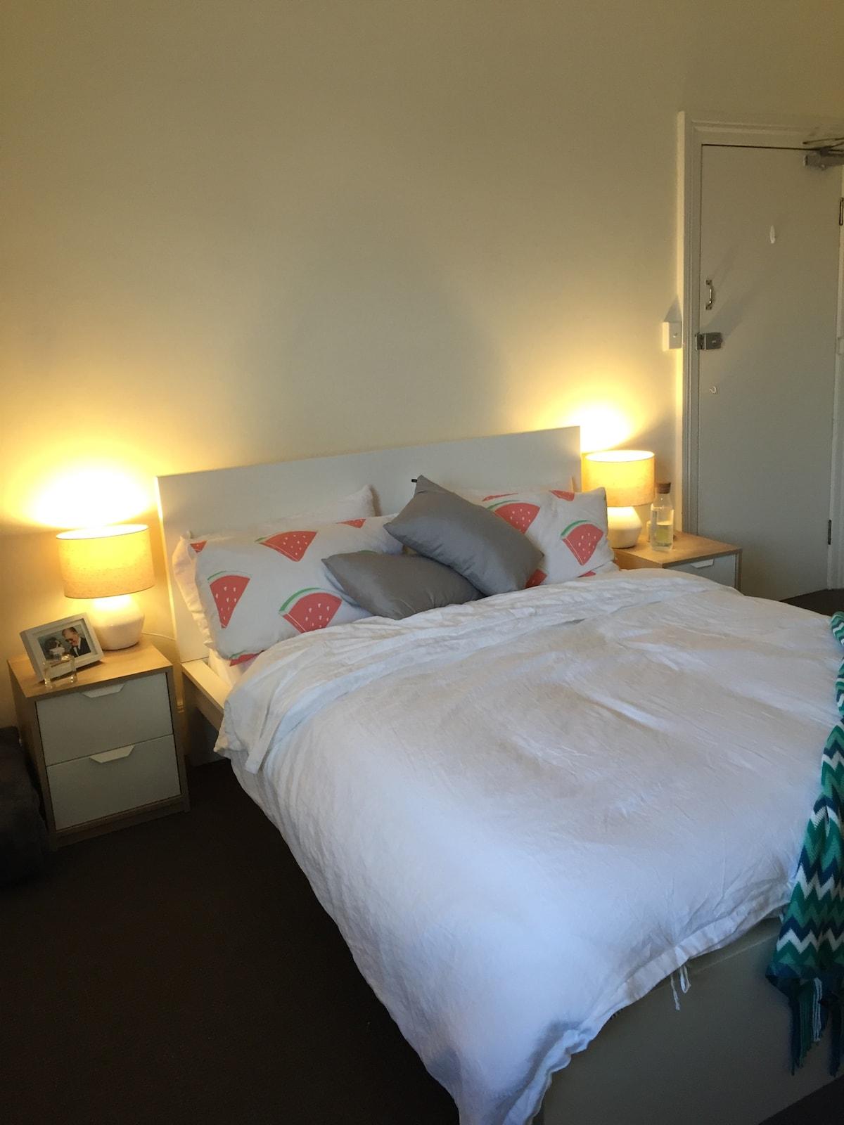 Spacious Room in Paddington Appt.