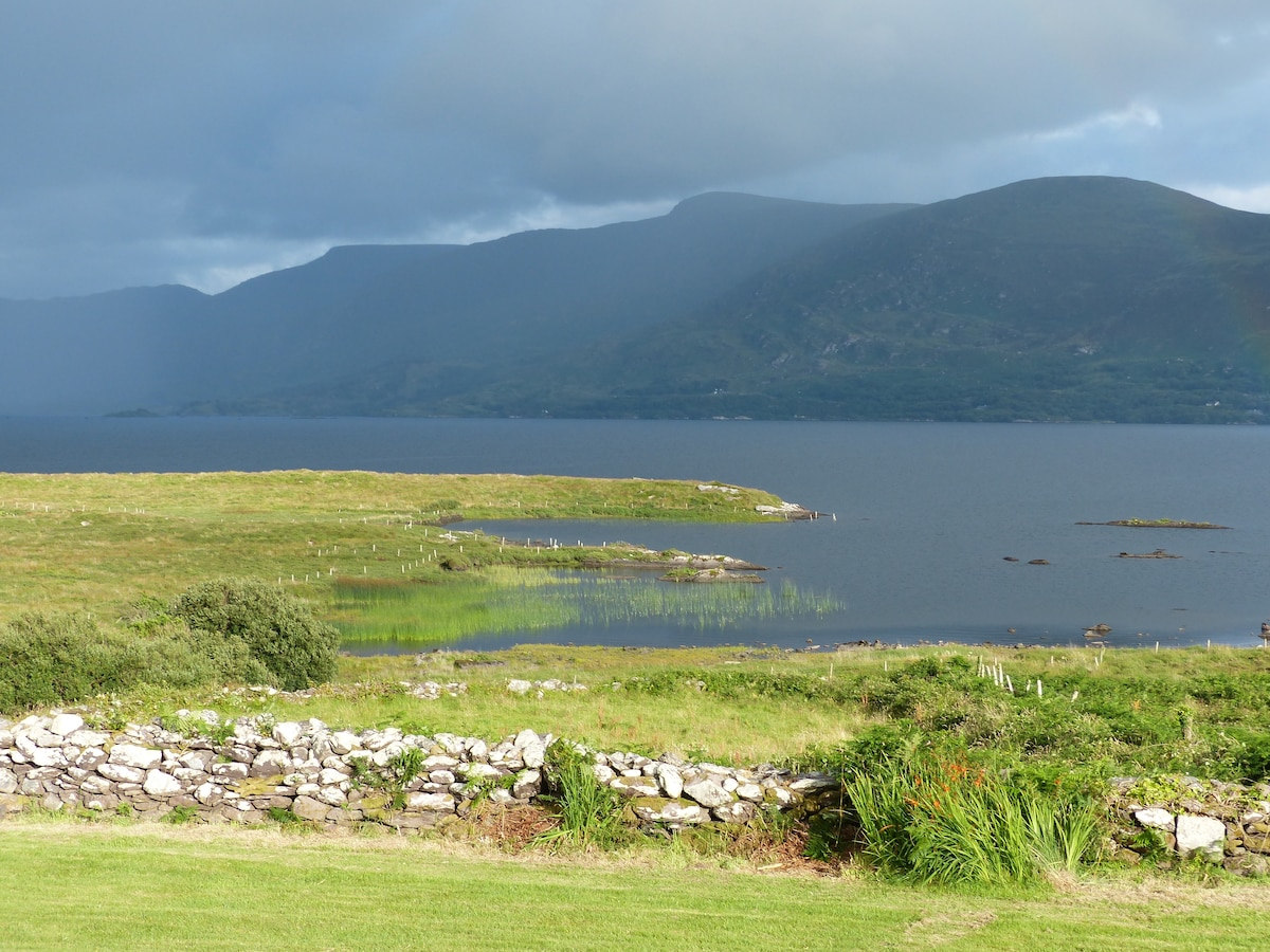 Cottage in the Ring of Kerry