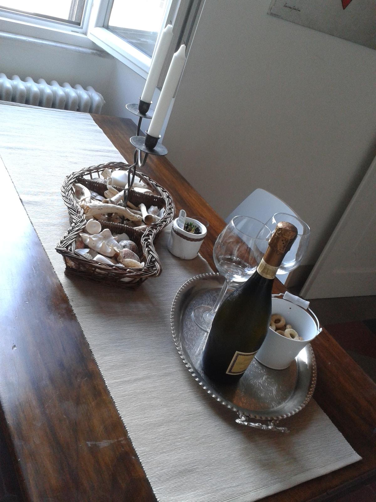 Appartamento Storico a Frascati RM