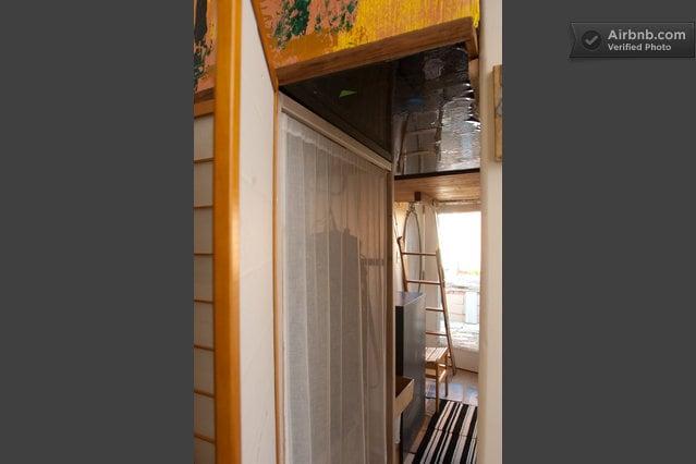 Serene Tatami Capsule loft 1m wide