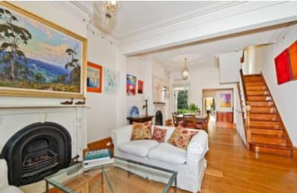 Beautiful Paddington Terrace