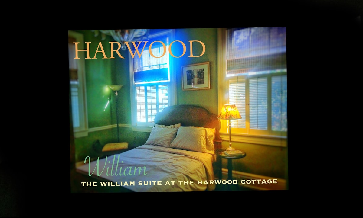 The Harwood Cottage William Suite