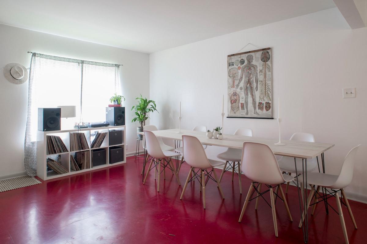 Contemporary Eastside Home