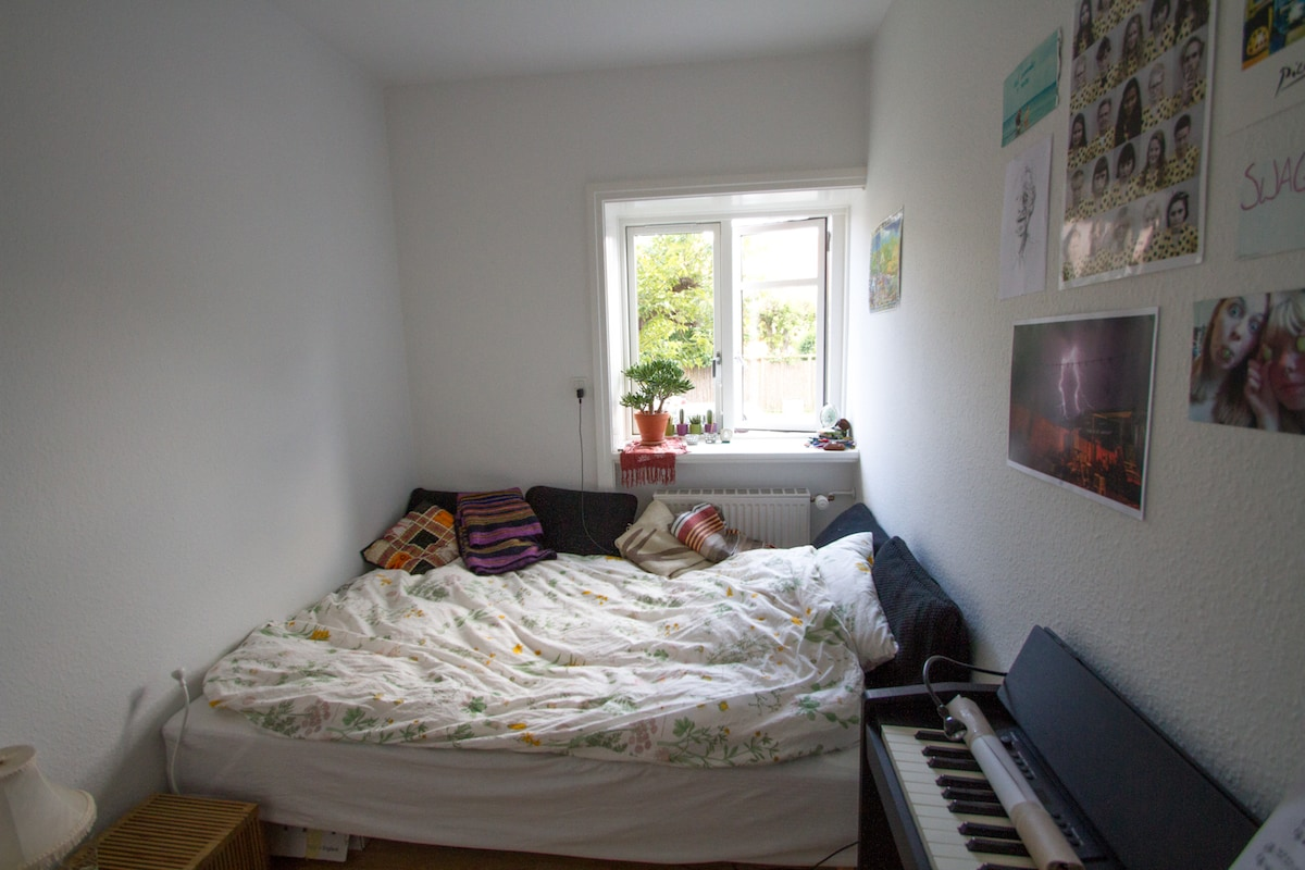 Nice little room on Frederiksberg