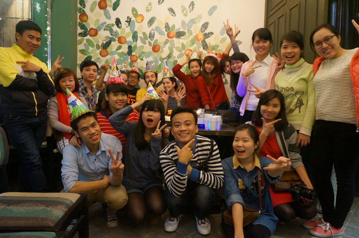 BC Family Homestay - Hanoi's heart