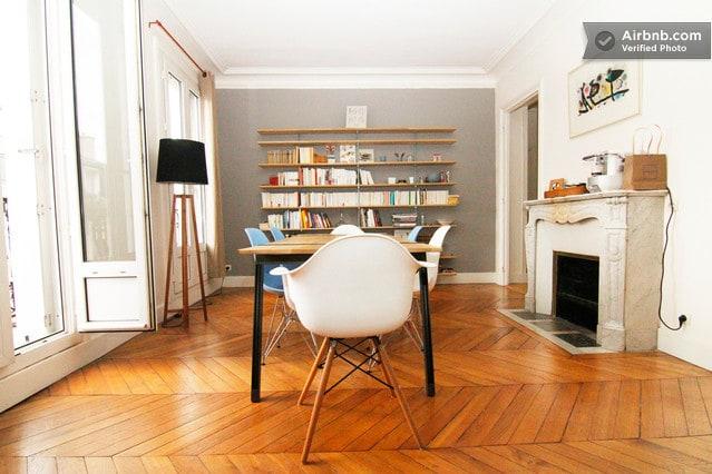 """Nice Apartment in """"Haut Marais"""""""