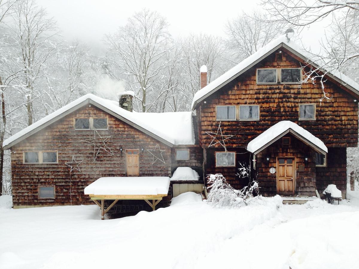 Warren Fall Inn & Hostel:Room Three