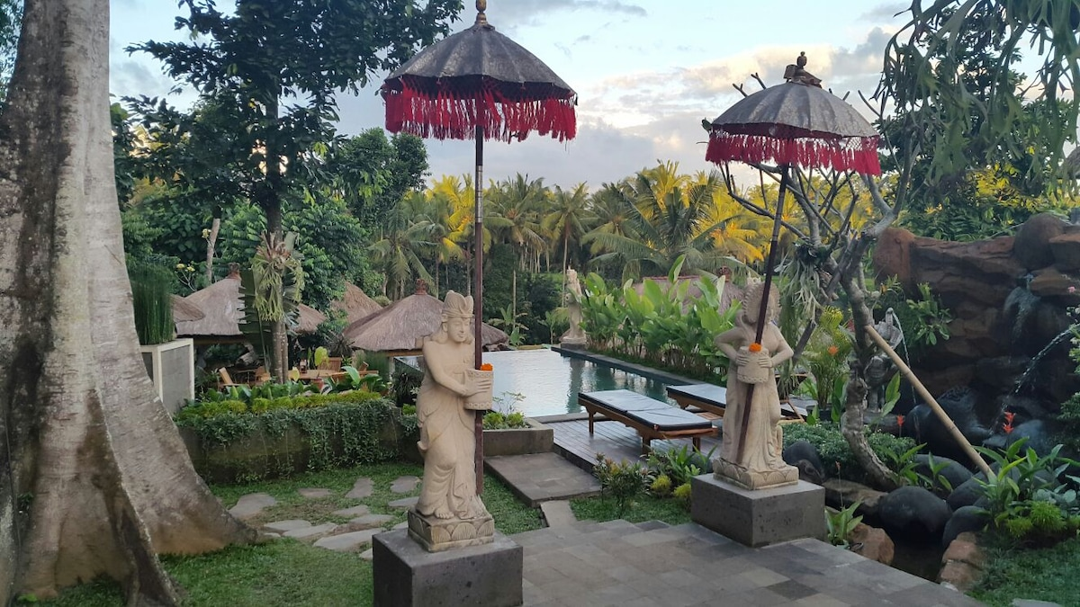 Happiness & Joy in Liyer HouseUbud