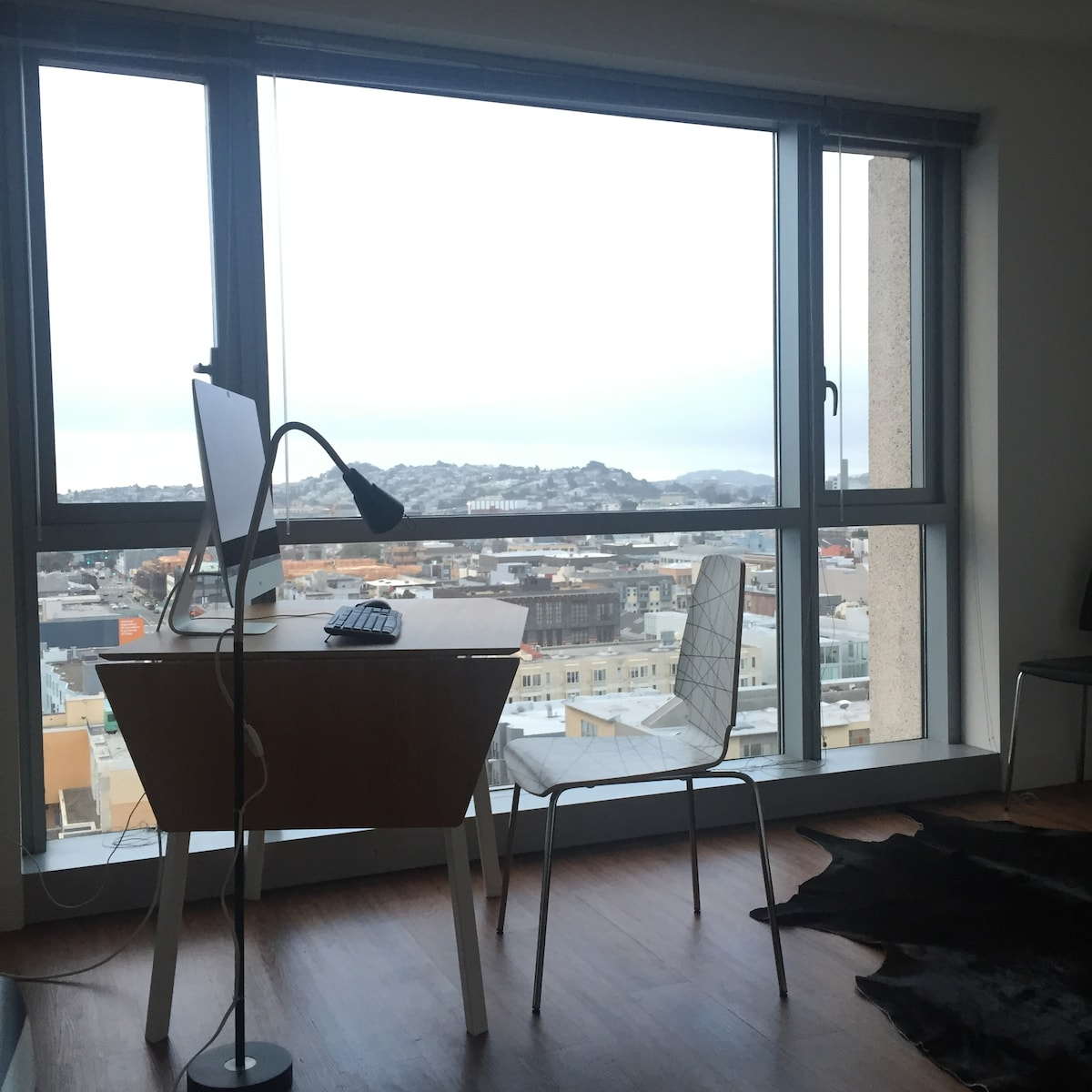 Top Floor Apartment in SoMa