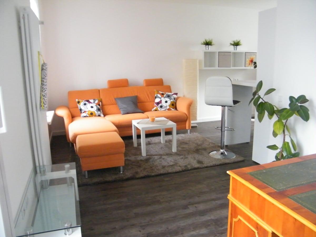 Komfortable Barrierefreie Wohnung