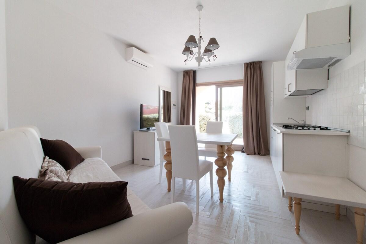 Appartamento di design 4 posti