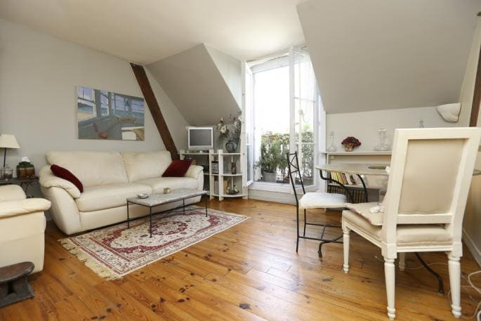 Charming Refuge in the Marais