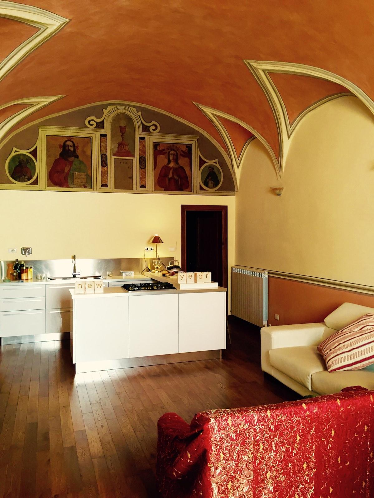 Affascinante appartamento di charme