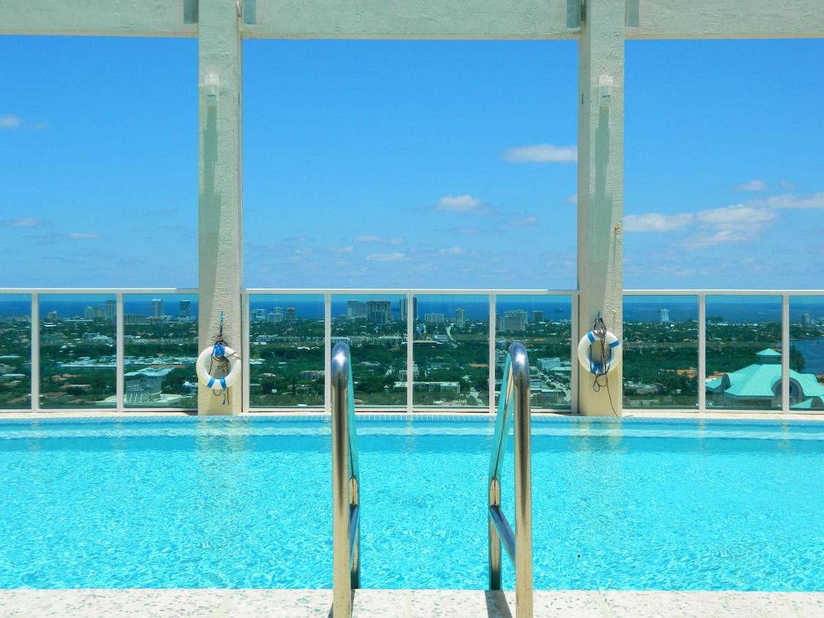 5 star Luxury Apartment On Las Olas
