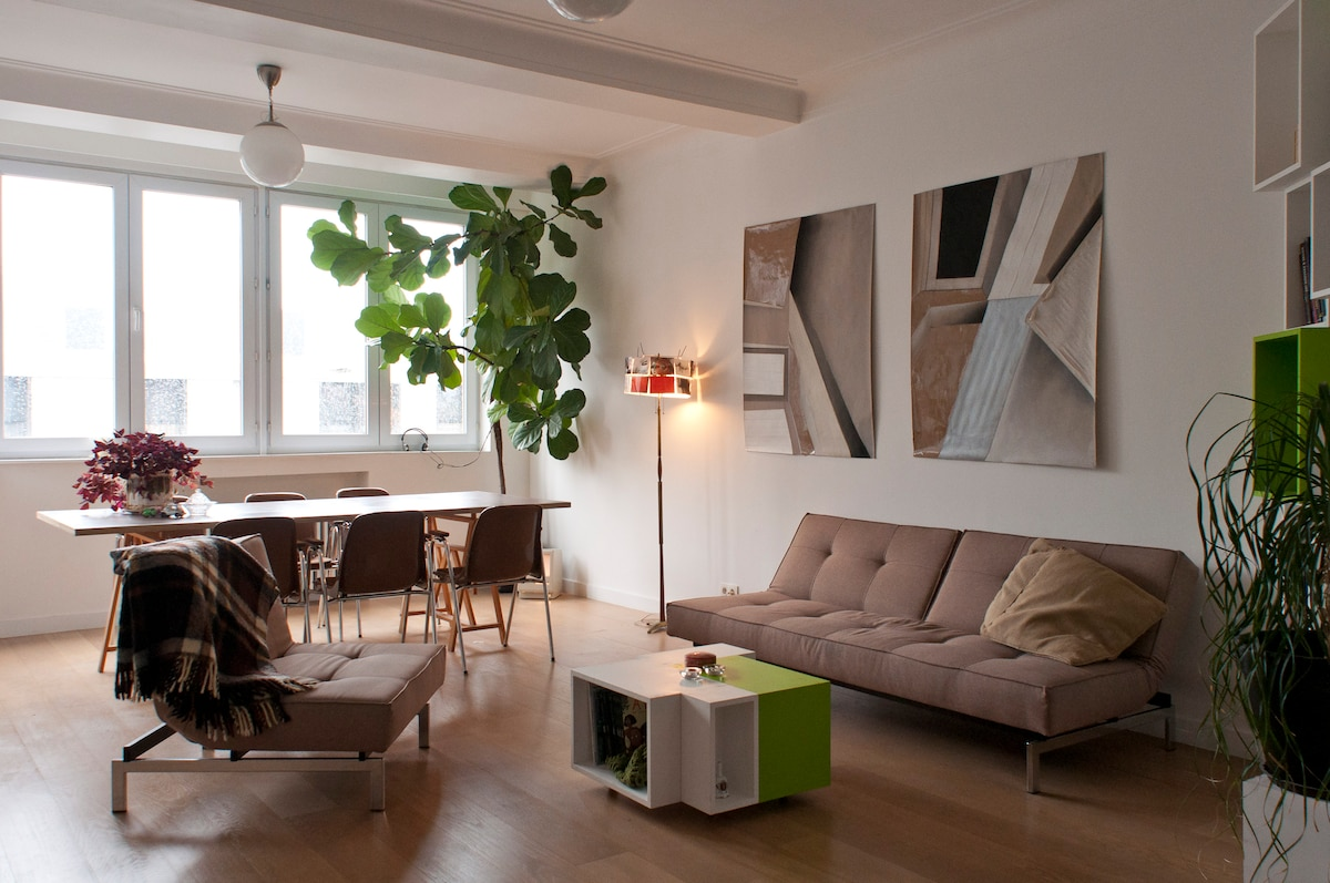 *Light + Spacious* Apartment