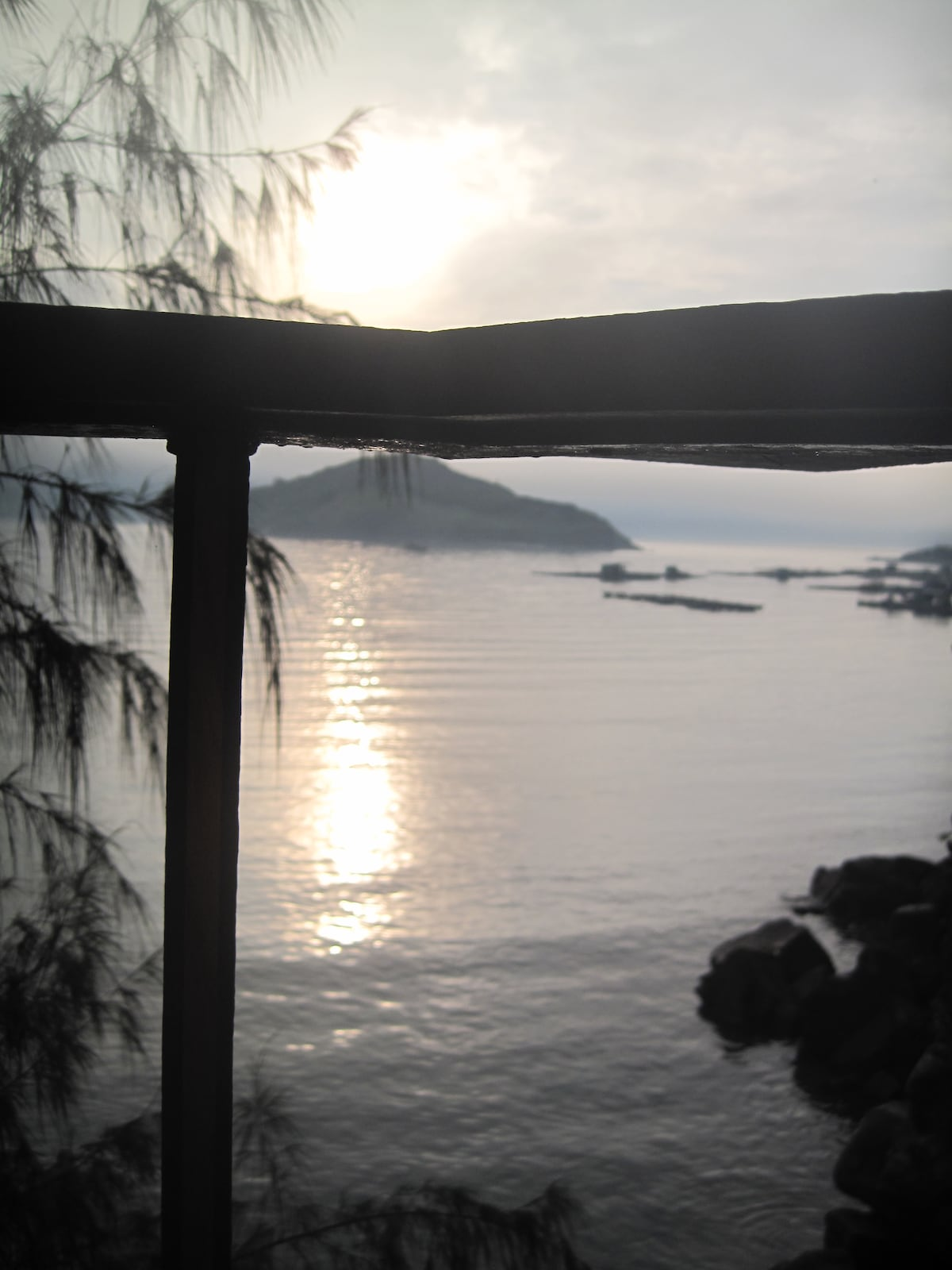 Lamma Island Beach Front Room Villa
