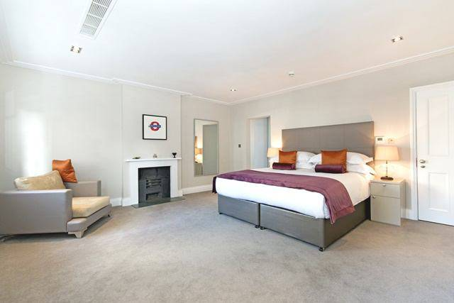 Double Room in Hoxton