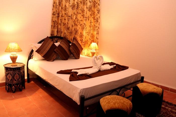 Chambre Confort Riad Mounir