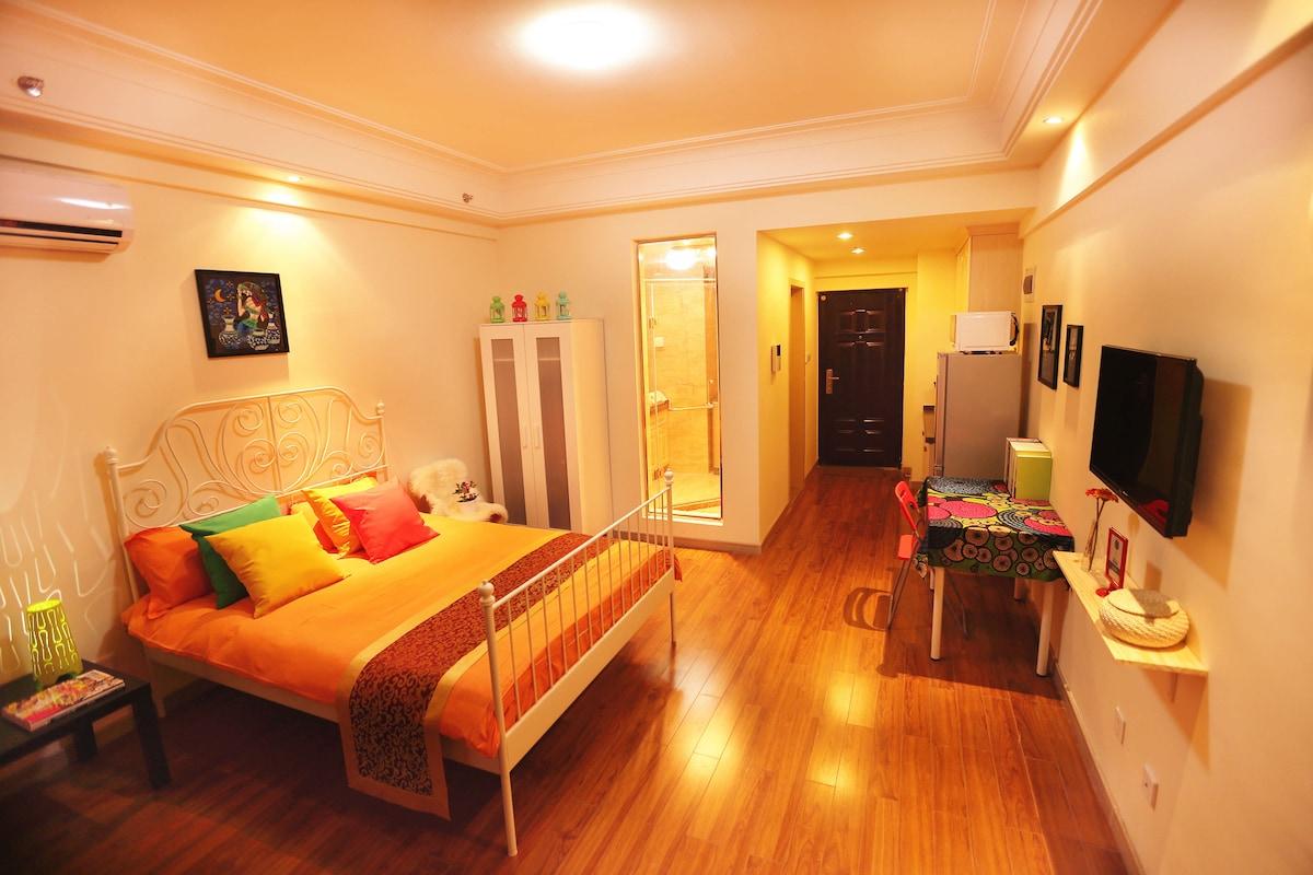 一室一厅服务式公寓