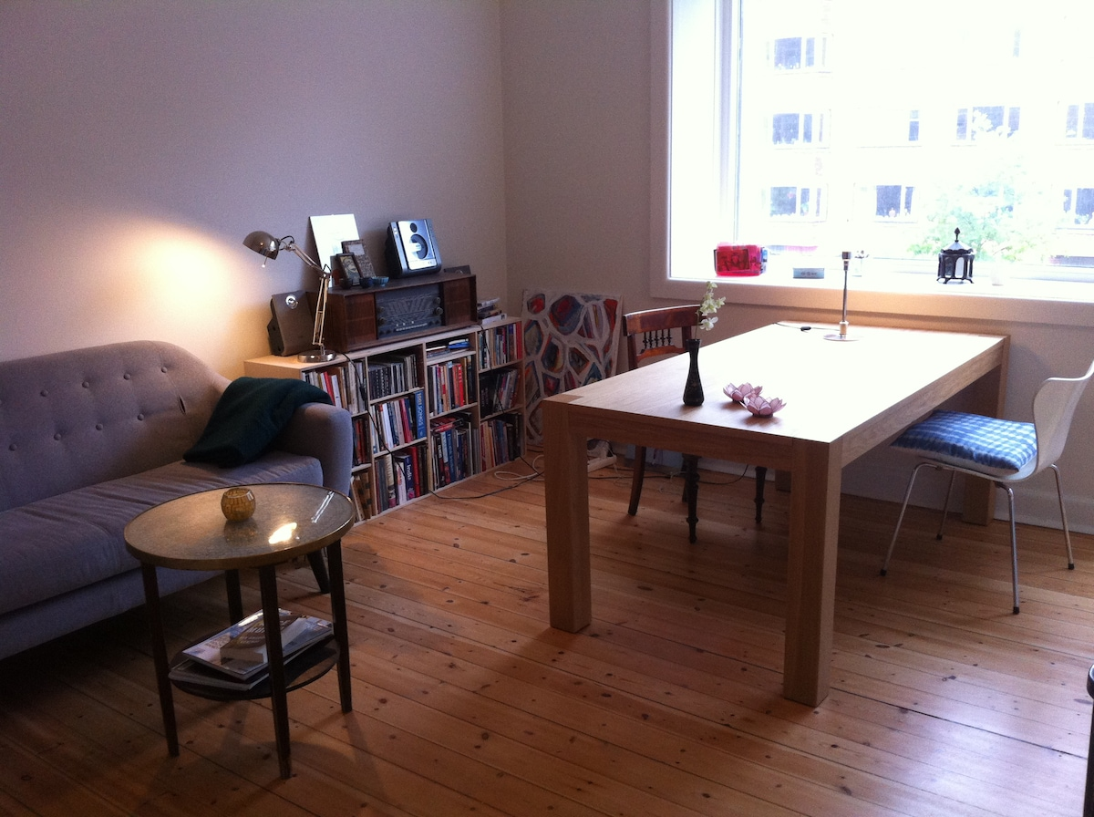 Charming flat in the heart of CPH