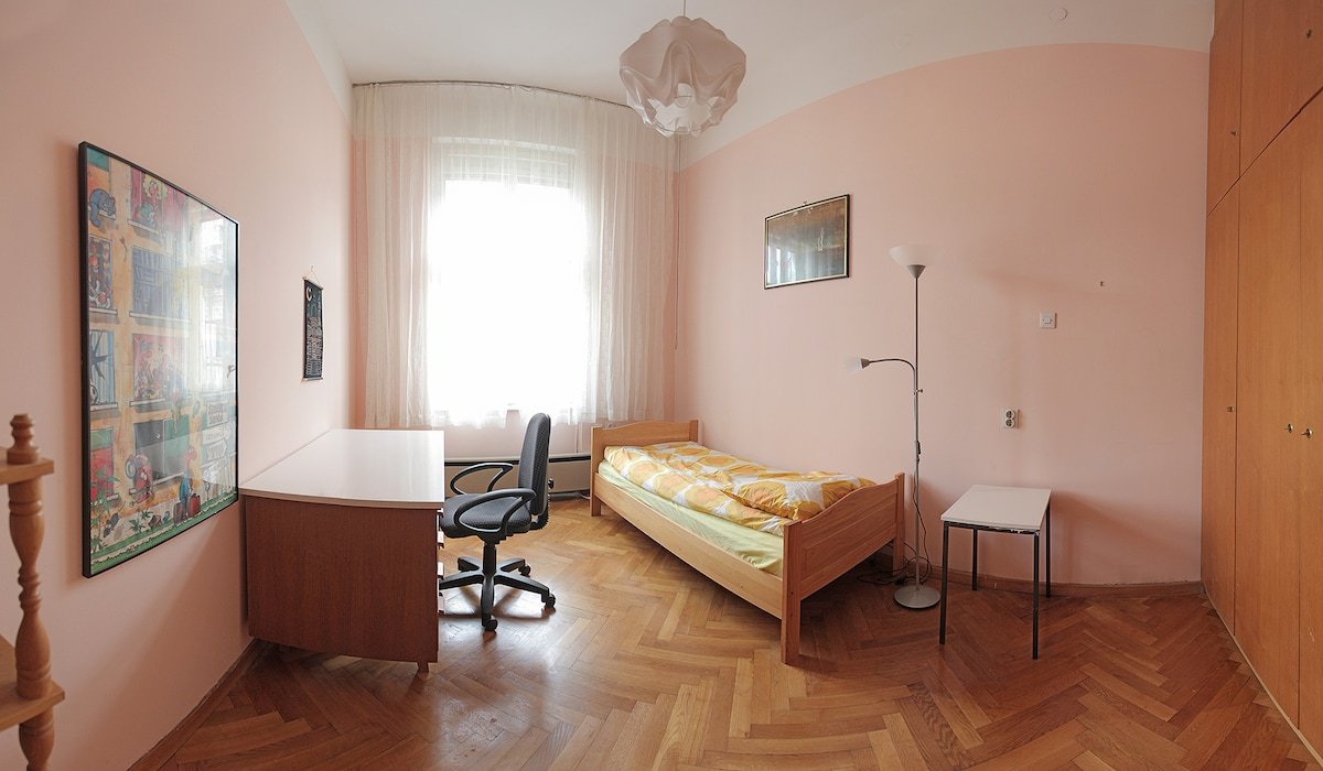 Spacious rooms in the best location