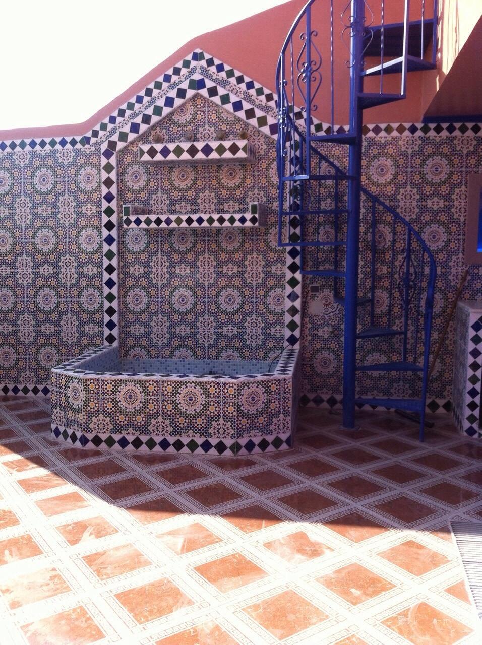 Riyad Baamrane :dépaysement garanti