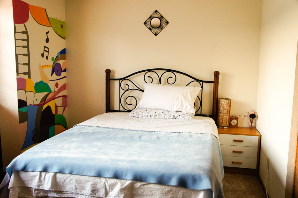 cozy room near NIKE Inc.