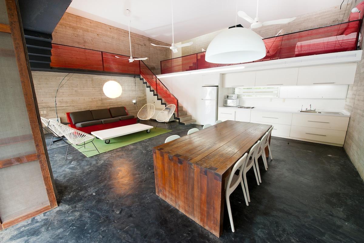 TDA. Award-winning design House
