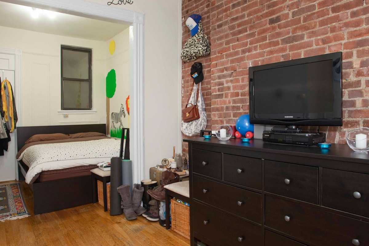 Private Studio near Central Park