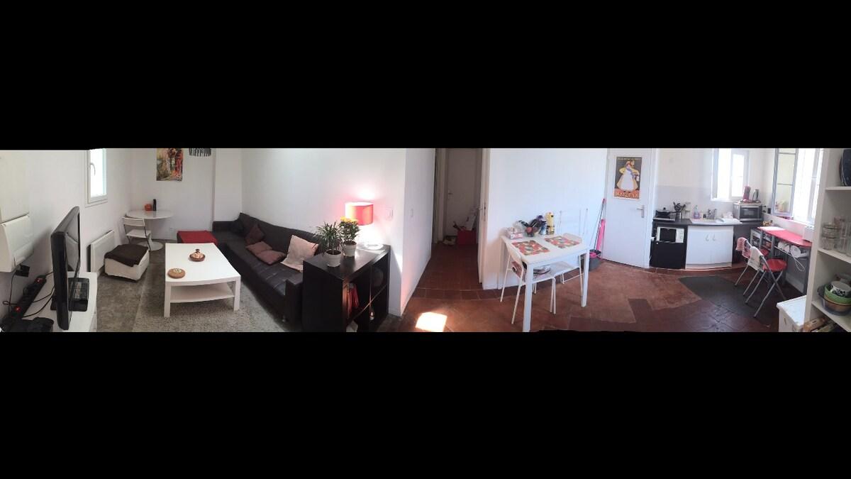 Lovely room in historical center