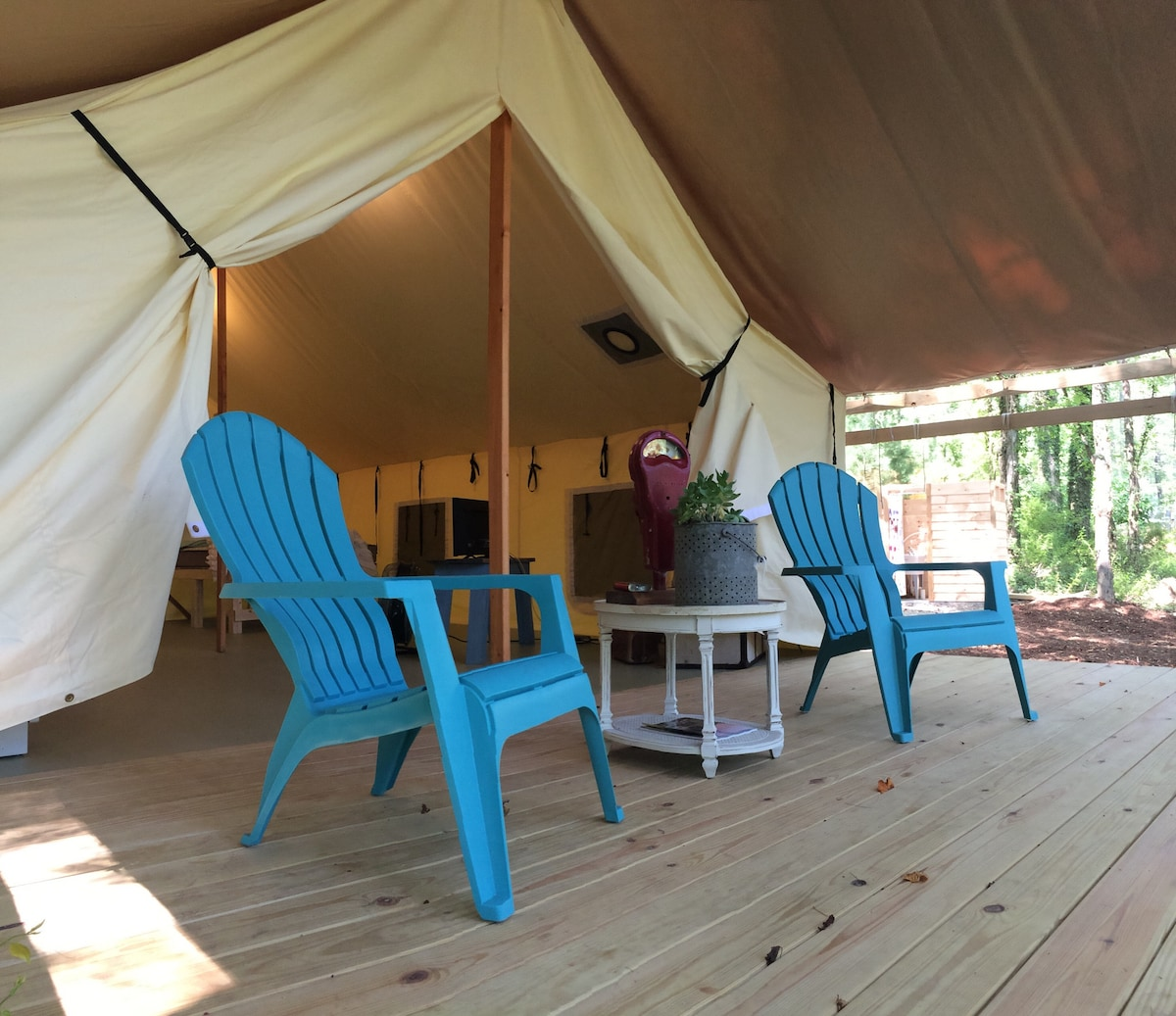 Fun Tent Cabin 5m Downtown