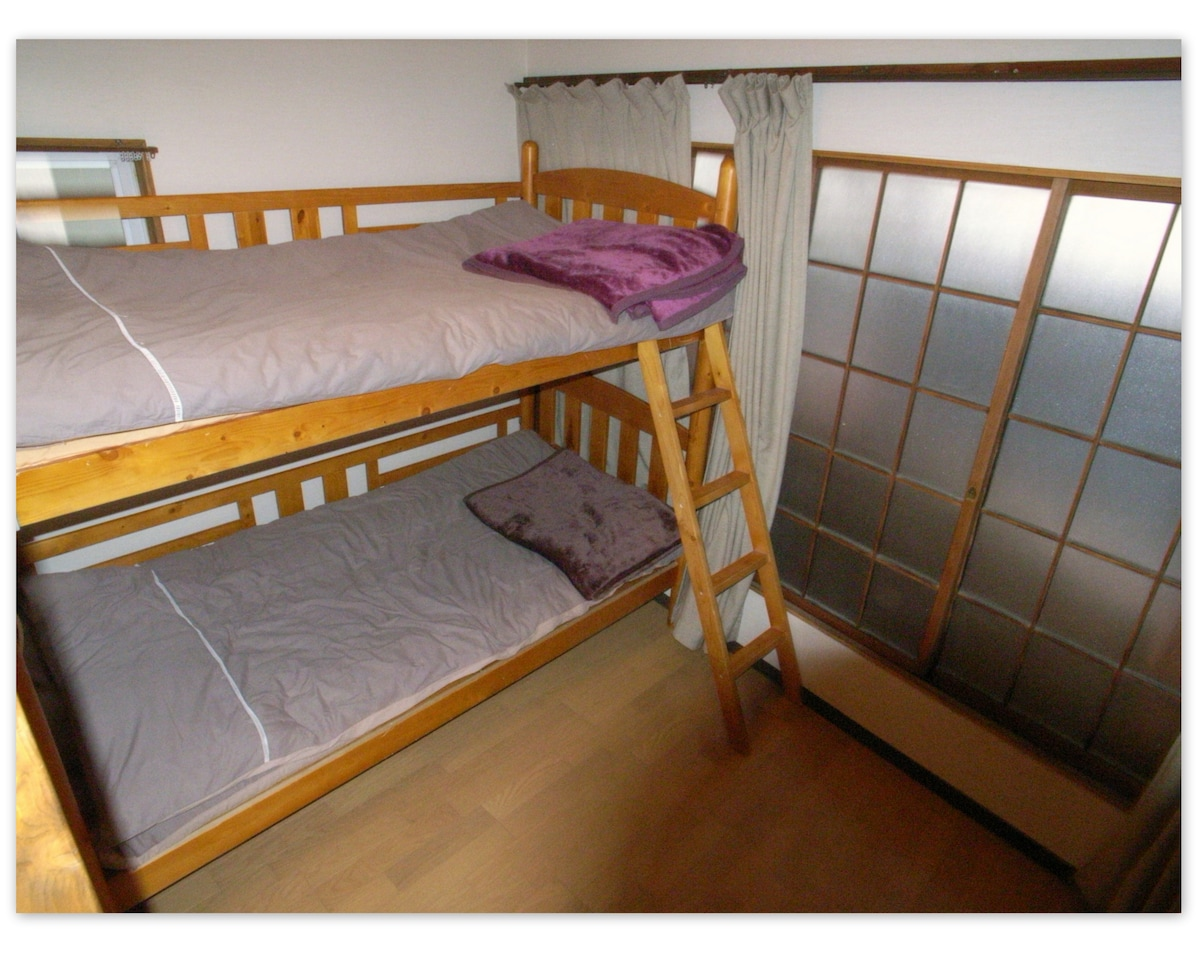 Koenji Place Twin bed room #1