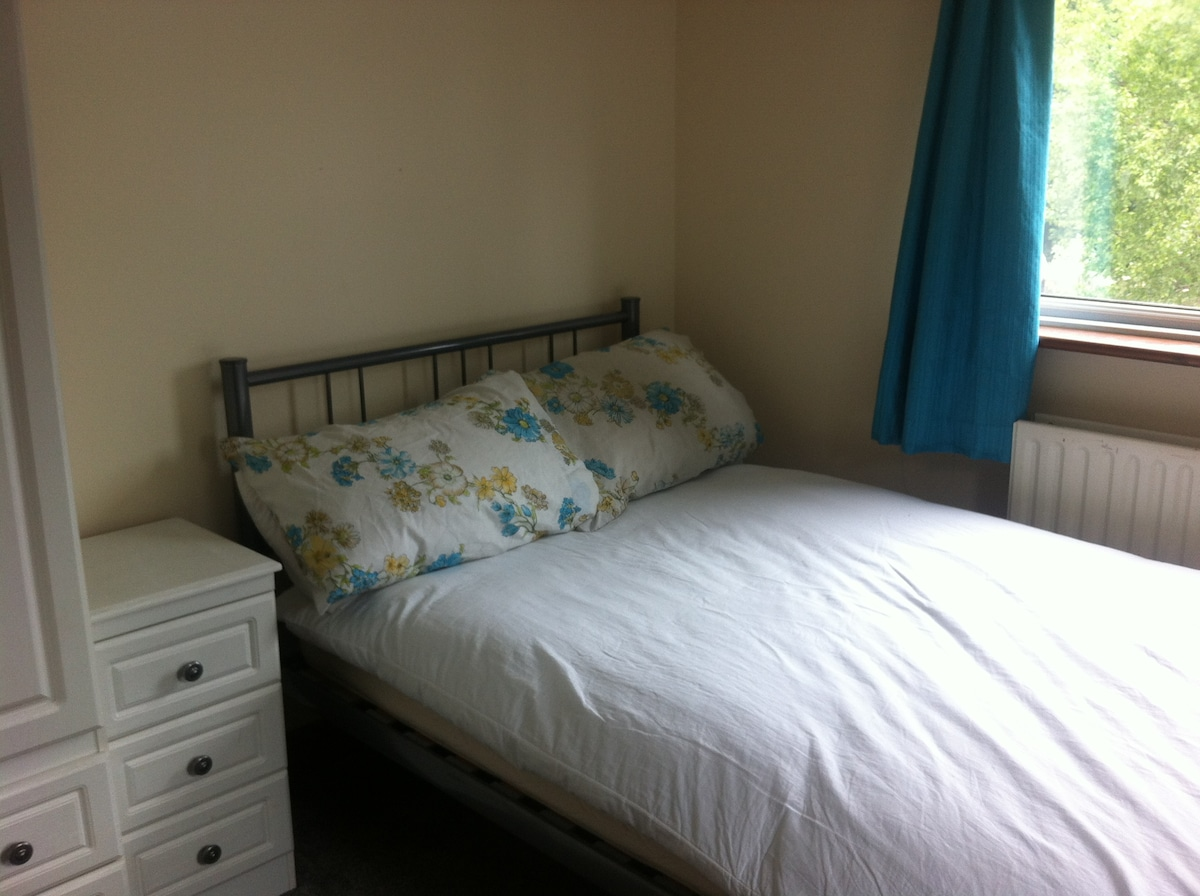 Cosy double room close to centre