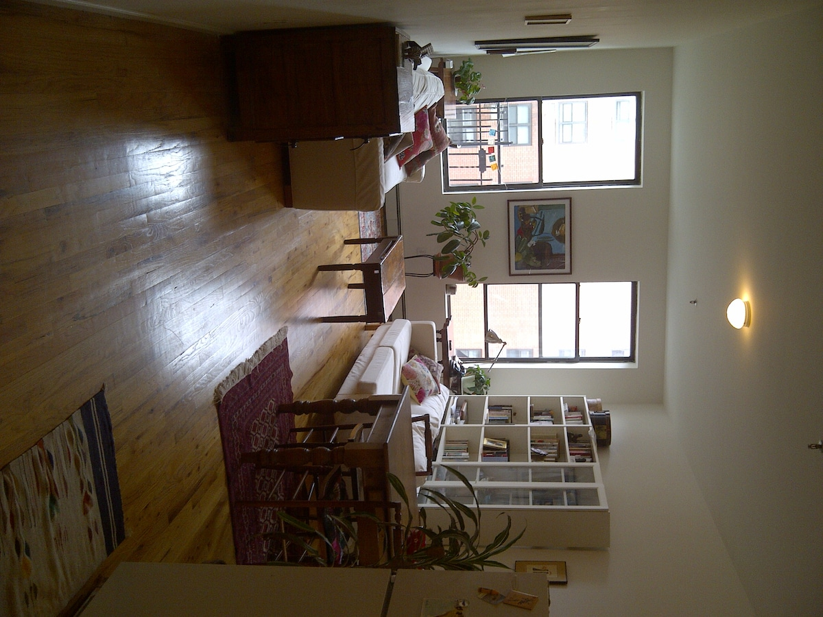Spacious, Sunny 1-Bdrm Central Park
