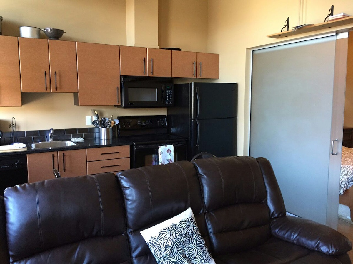 Parfectly located 1BR in Downtown