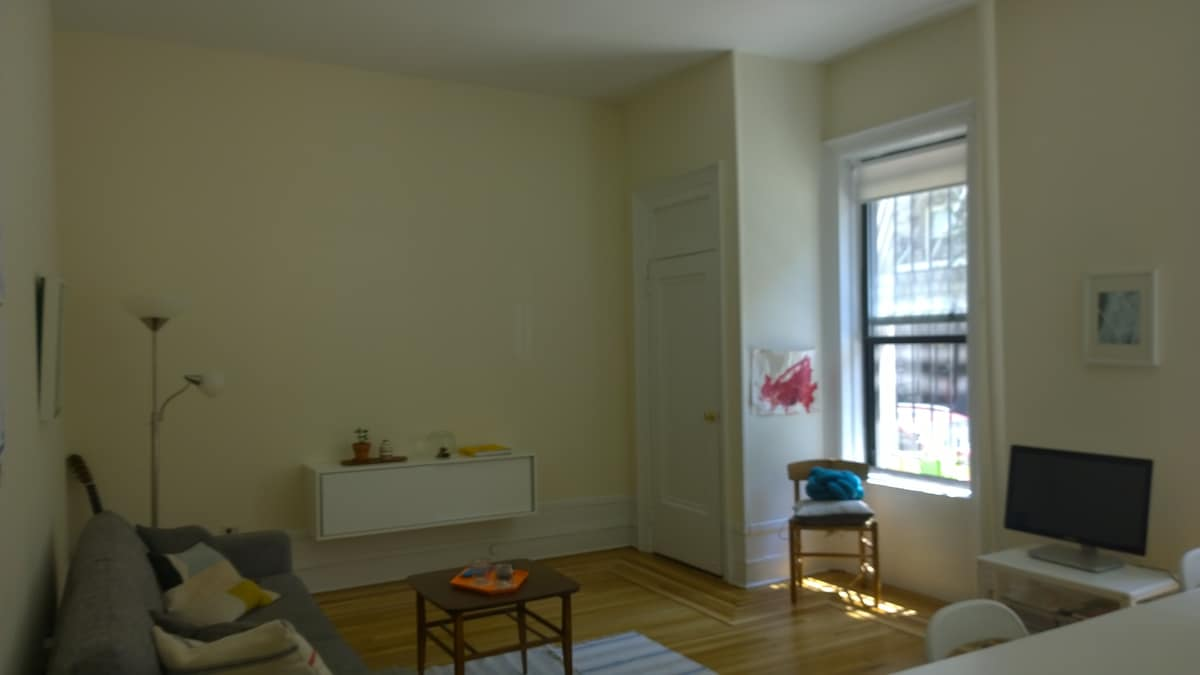 One bedroom in Morningside Heights