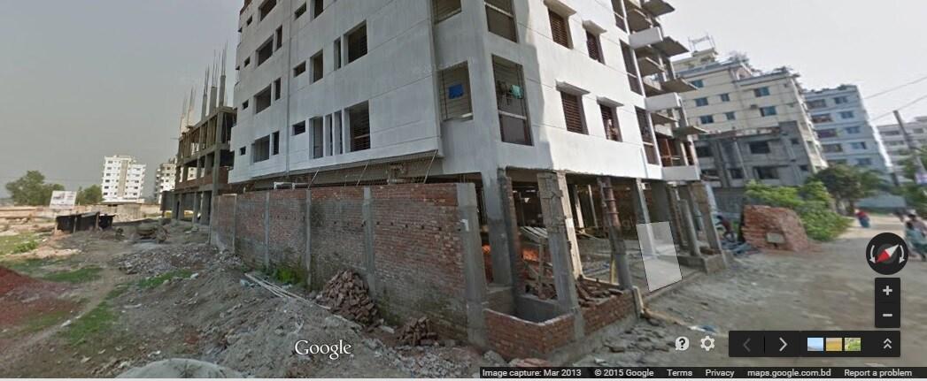 New Apartment in Banasree Dhaka