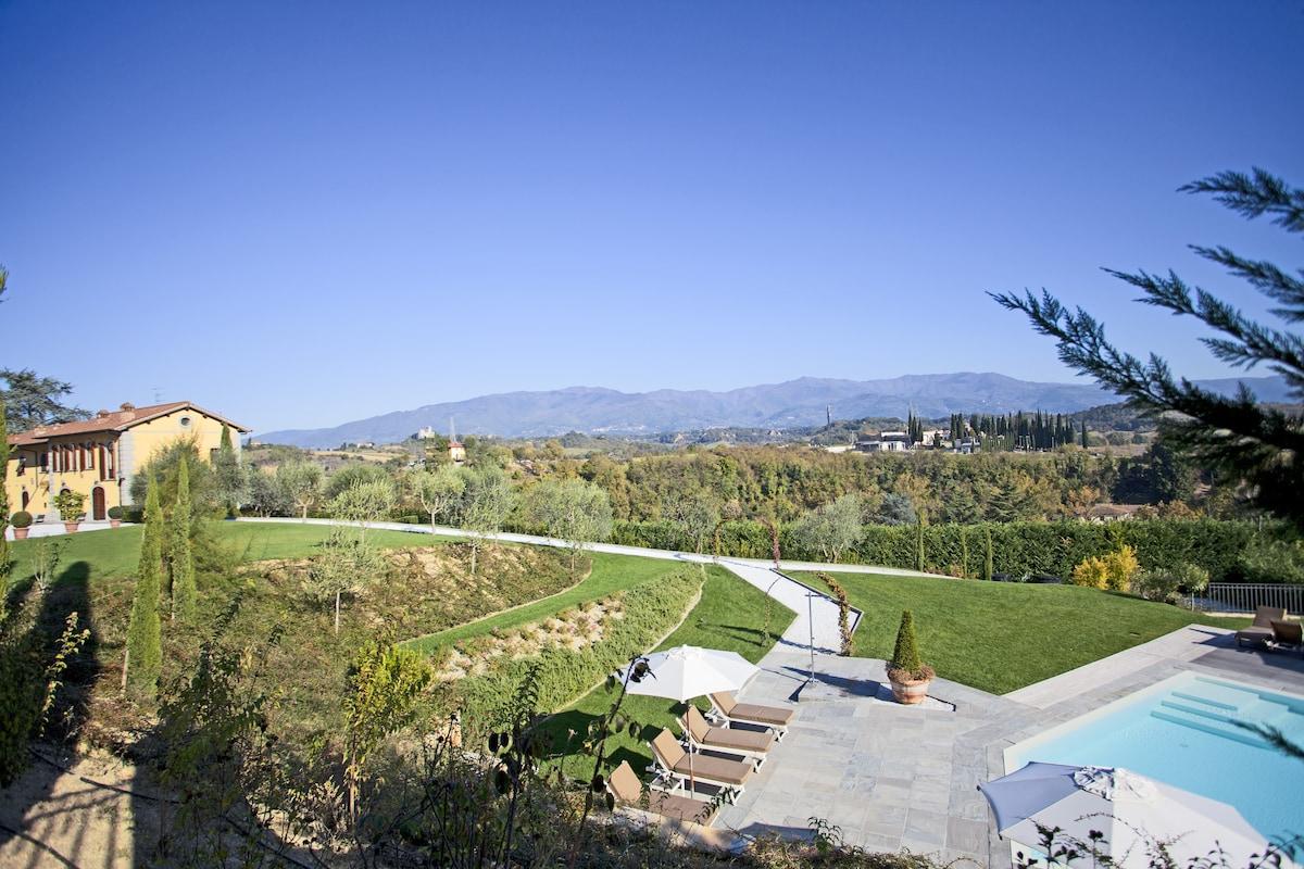 Relais Villa Belvedere -Trilo Apart