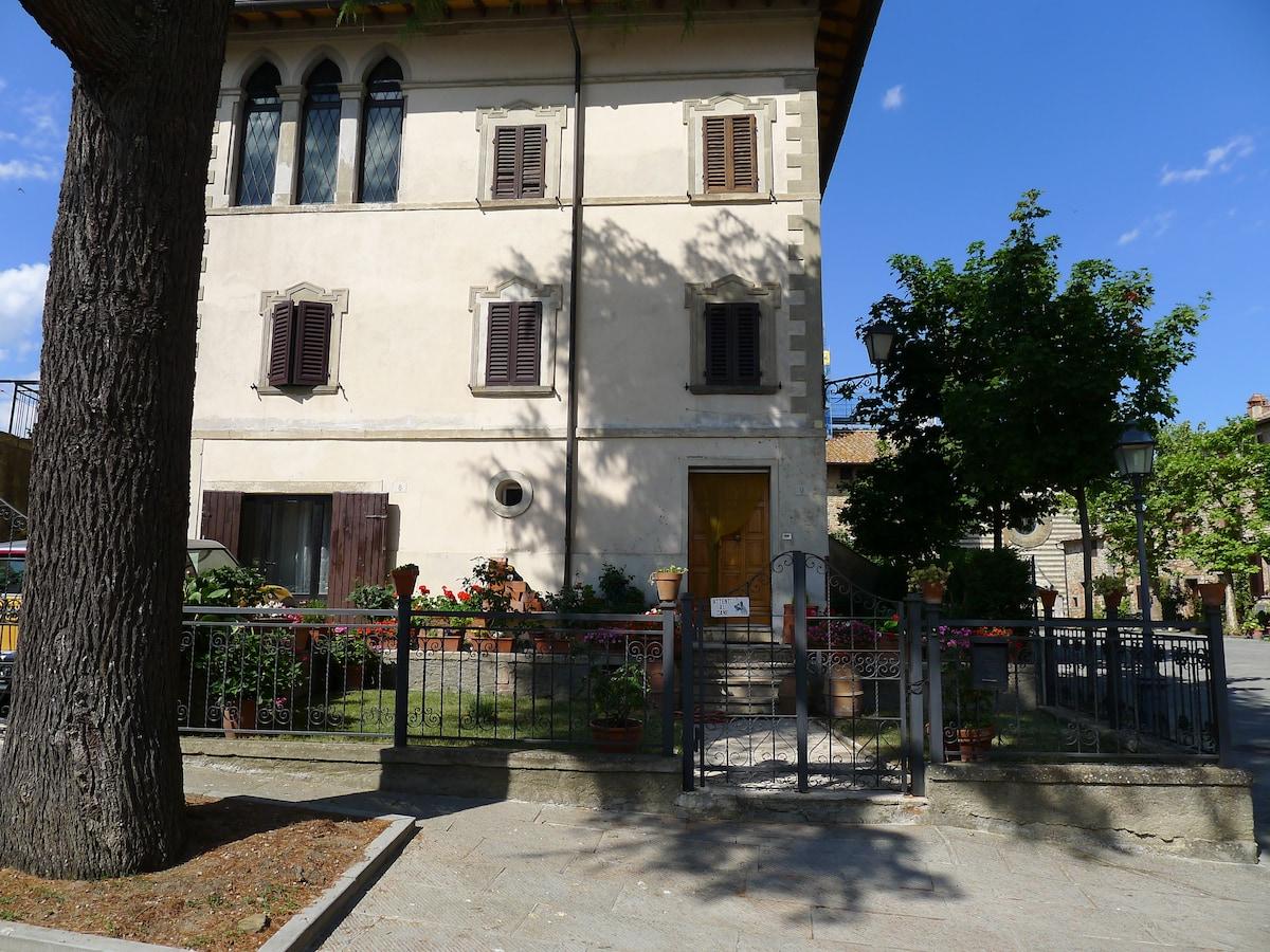 Casa Claretta a Lucignano
