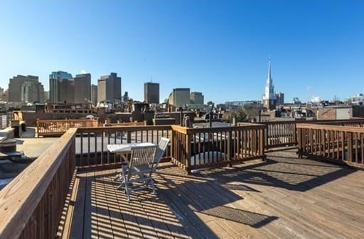 Modern 1BR in Historic North End