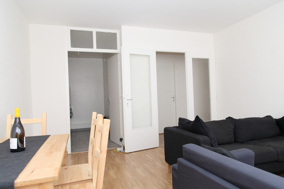 Spacious apartment all for yourself