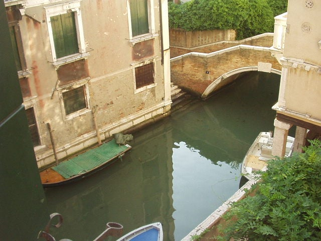 Week-end in Venice Center Apartment