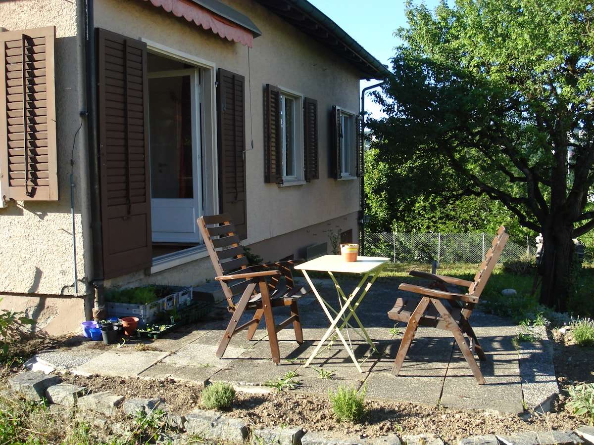 in house incl. sun-terrace&parking