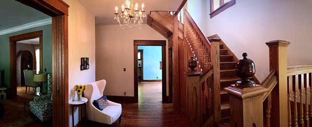 4500 sq ft Victorian, 4th & Gill