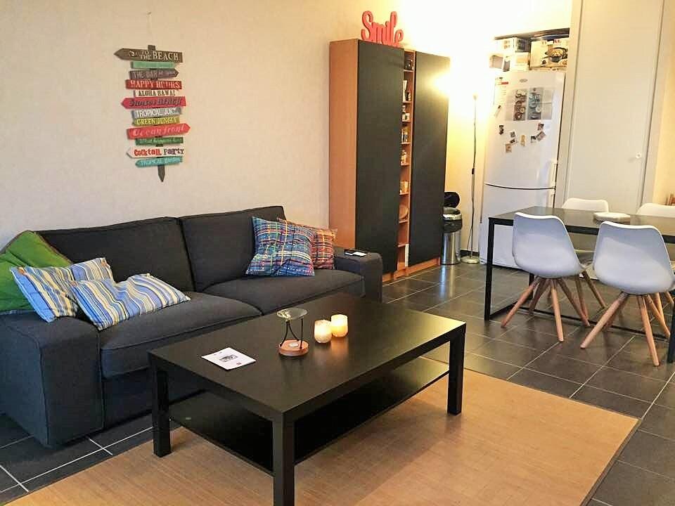 Appartement moderne, 10mn des lices