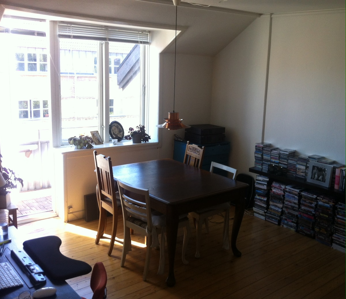 Lovely apartment with sunny balcony