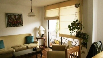 Barranco Apartment with Balcony