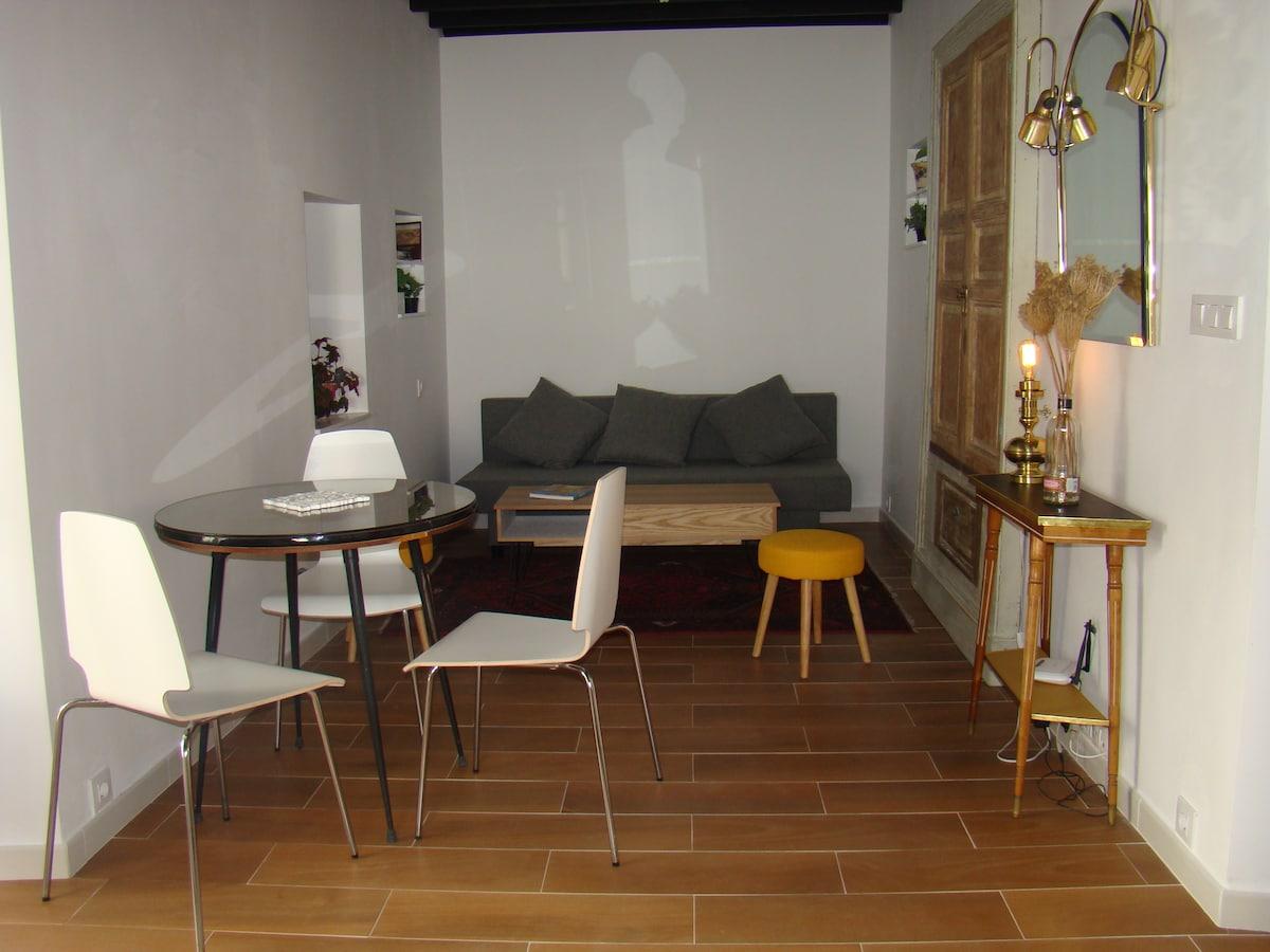 Lovely flat in the heart of Vejer