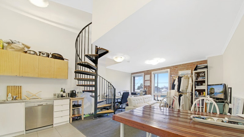 Loft Style Apartment in Brunswick