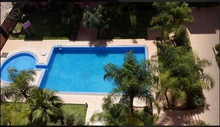 Appartement résidence avec piscine